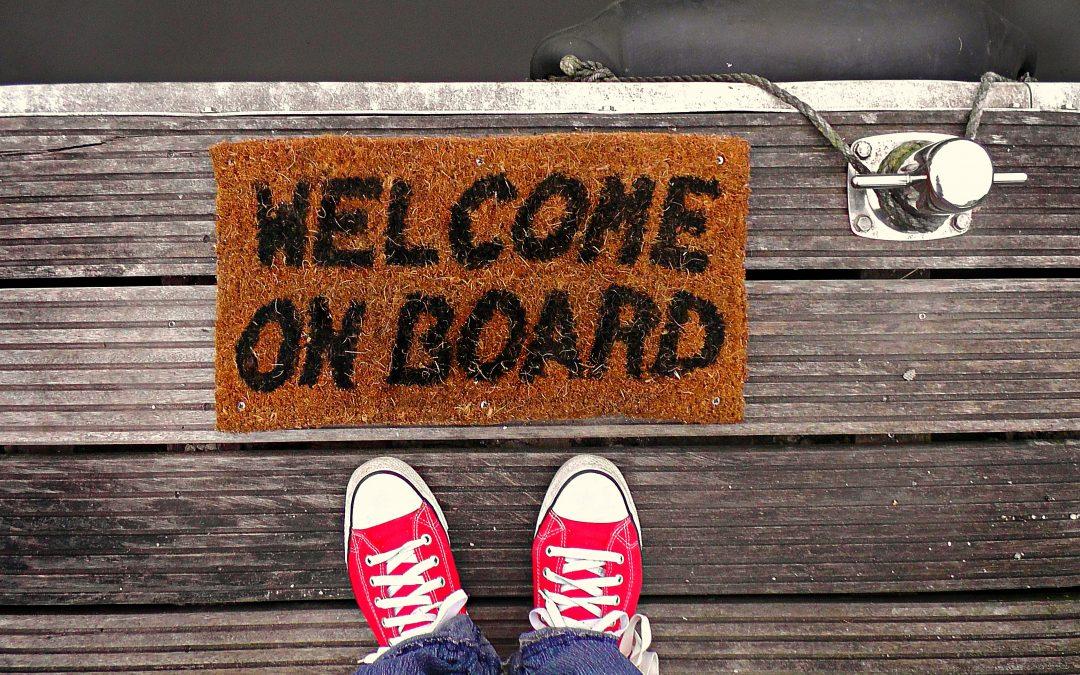 Onboarding nieuwe medewerker